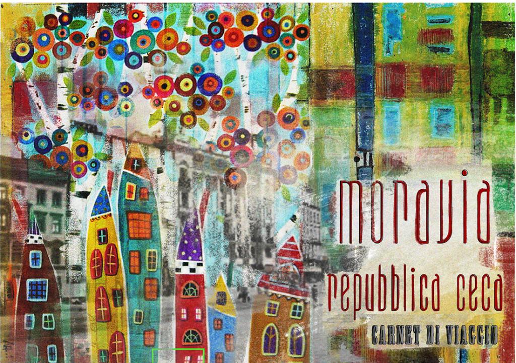 Moravia Cover / digital art / illustrazione per Taccuini Illustrati/ 2015