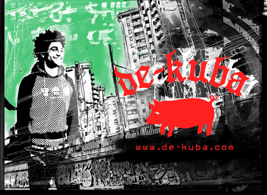 coverDeKuba / digitale/ campagna De Kuba/ 2009