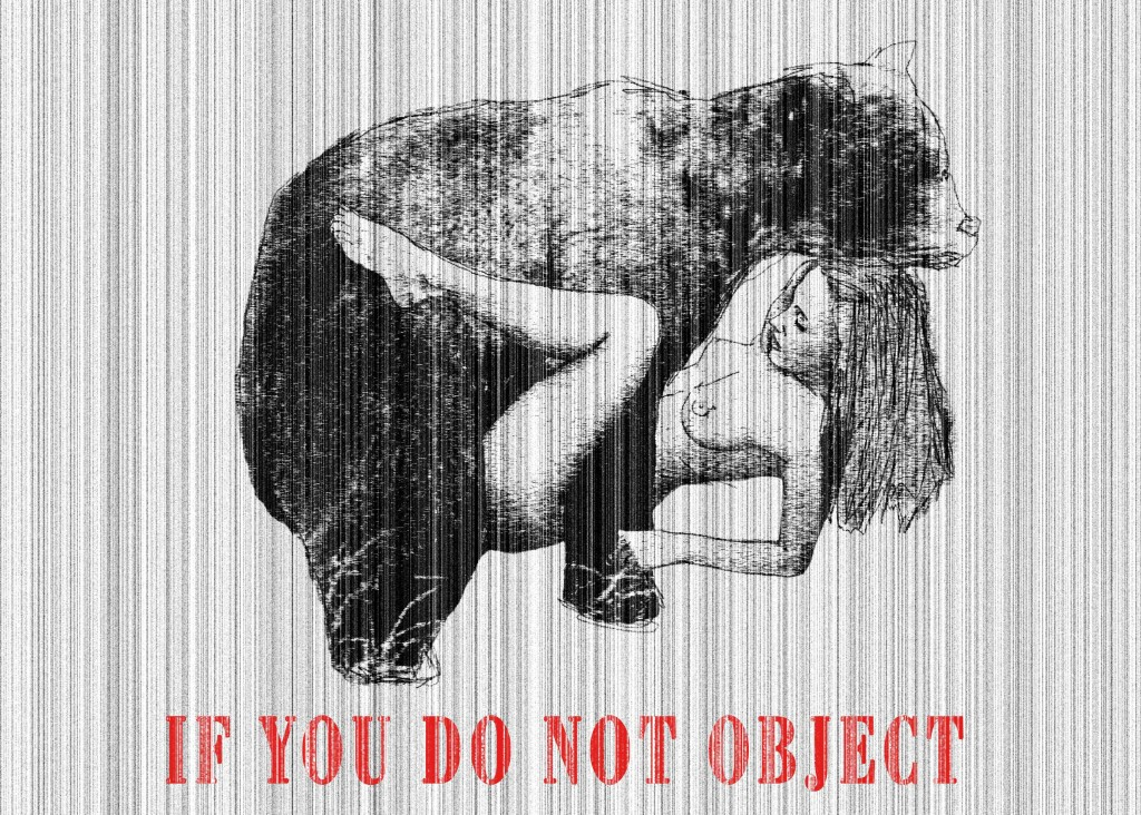 If you do not object - Se non ti dispiace Digital art / 2012