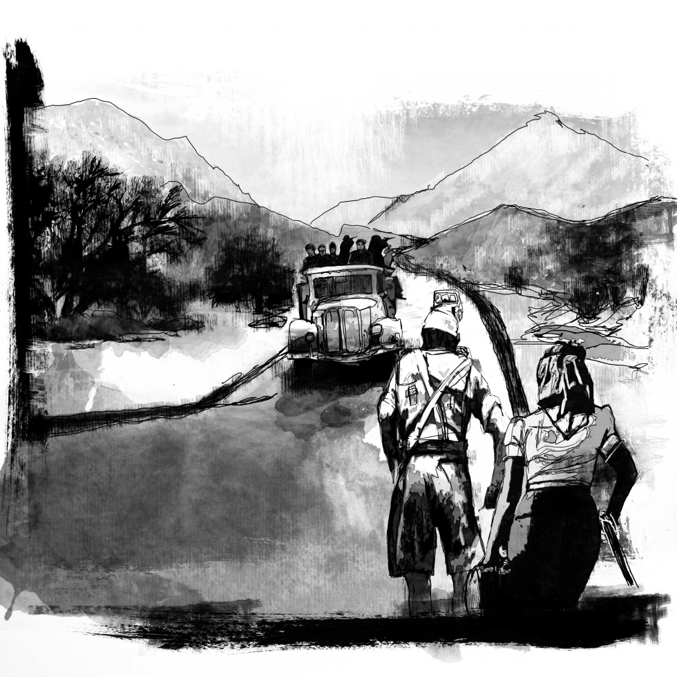 Resistenziade #17a Digital Art, 2012