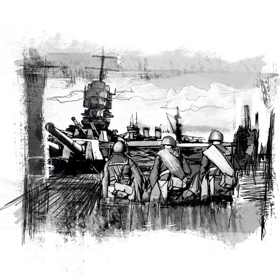 Resistenziade #09 Digital Art / 2012