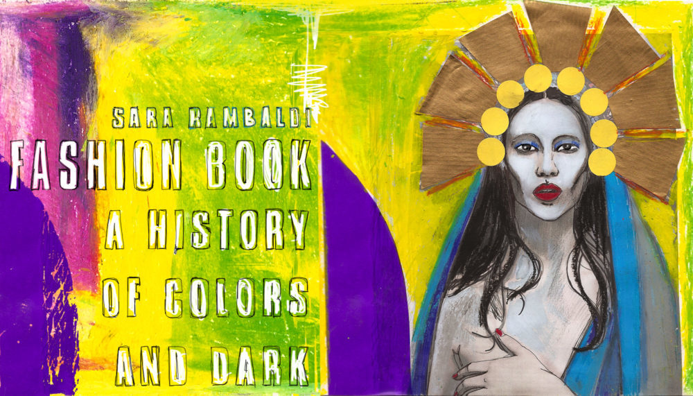 FASHION BOOK A History of colors and dark